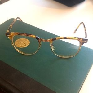 RAY BAN Bausch & Lomb Clubmaster Eyeglasses